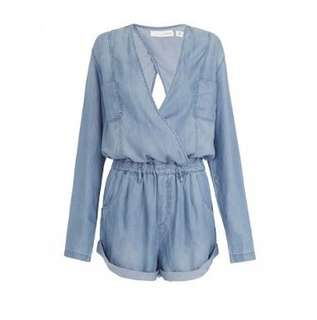 "Sass & Bide ""Drum Roll"" Playsuit"