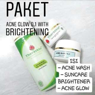 Paket acne Glow