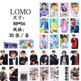 [PO] Wanna one group 30 lomos