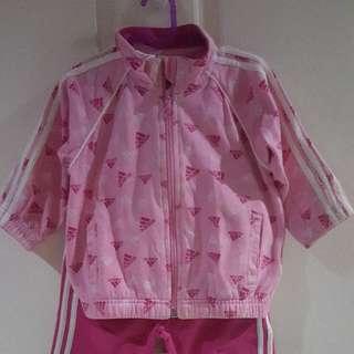 Jaket Dan Celana Adidas