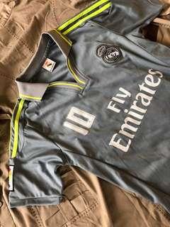 Real Madrid football jersey