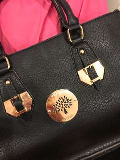 Mulberry leather bag *new*