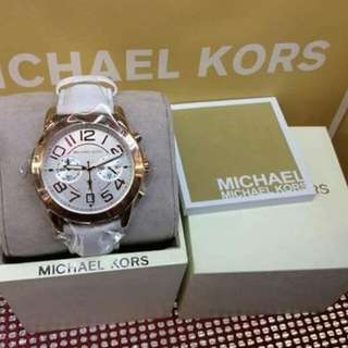 New Michael Kors Leather Strap high Quality Replica