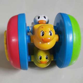 Playskool Busy Chase and Crawl Duckies