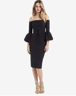 Seed corset dress