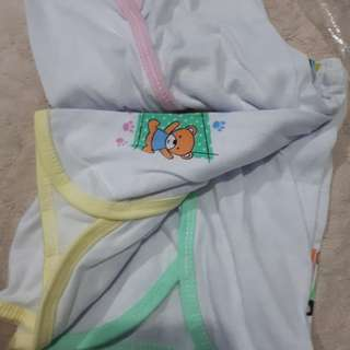 3 pcs infant shorts