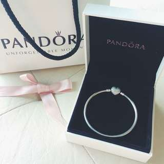 """Pandora """"Always In My Heart"""" Limited edition"""