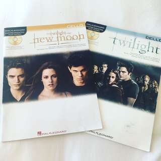 Music from the Twilight & New Moon films |