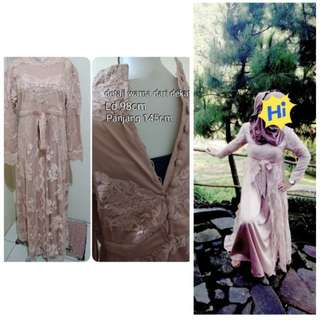 Dress kebaya hijab