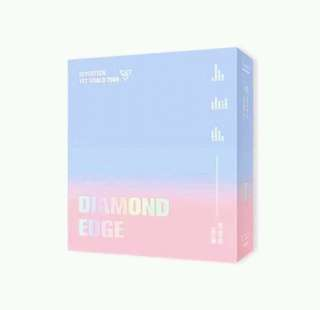 Seventeen 2017 1st World Tour in Seoul Diamond Edge
