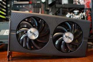 SAPPHIRE NITRO Radeon™ RX 460 4G D5 OC