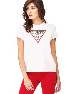 Guess - Crew Neck Original Tee
