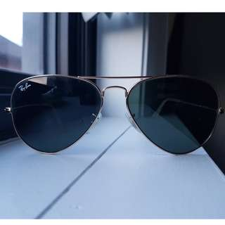 Pre-Owned Classic Aviator Ray-Bans