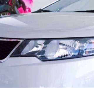Kia Forte / Koup Head Lights