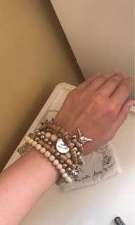 Cat Hammill bundle bracelets wristbands