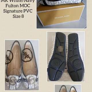 Authentic MK shoes
