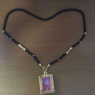 佛牌珠子项链(70cm)