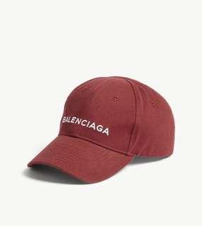 Balenciaga - baseball cap & strapback cap