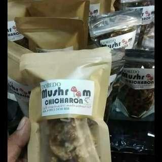 Mushroom chicharon special