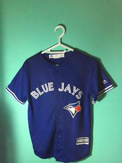Blue Jays Blank Jersey