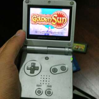 Gameboy Advance SP (used)