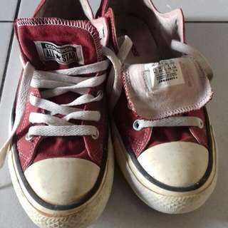 Sepatu allstar converse