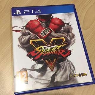 Street Fighter V PS4 R3