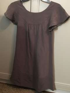Aritzia Wilfred 100% Silk Dress - XS