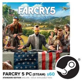 Far Cry 5 PC (Steam)
