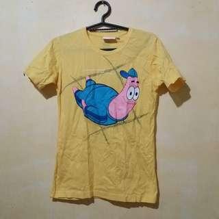 Nickelodeon Shirt / Patrick Star