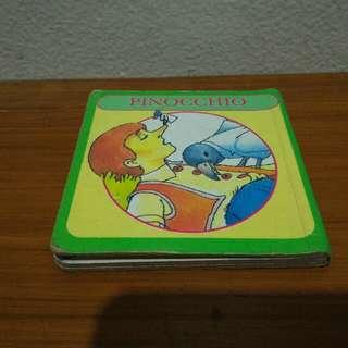 Boardbook Pinokio