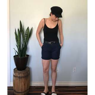 Gap navy shorts- Size 4