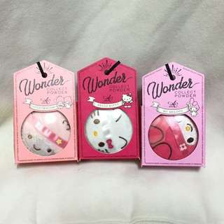 Sanrio x AC by AngelColor Wonder Collect Powder 奇蹟蜜粉