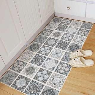 (In stock!)Mediterranean floor wall decal sticker