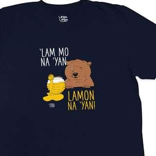 linya-linya shirt