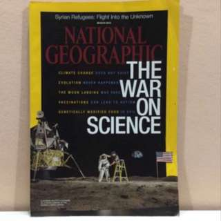 National Geographic May 2015