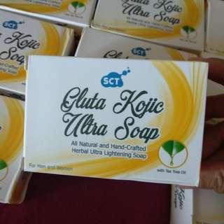❤️🏆Gluta Kojic Ultra Soap (Organic)