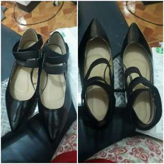 (FINAL SALE)Parisian ballet flats 600 down to 300
