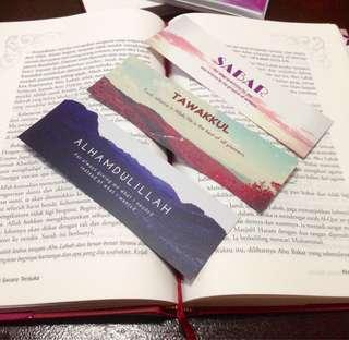 Islamic Scenery Bookmarks