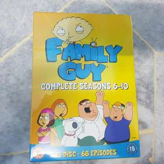 Family Guy - Season 6-10 [DVD]