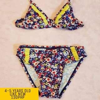 Swimwear 4-5yo