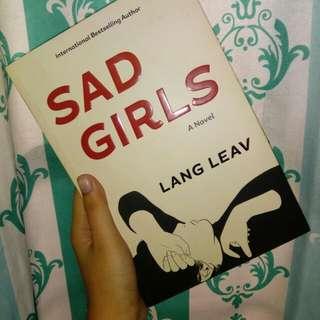 Sad Girls-Lang Leav