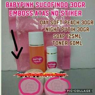 Babypink Sucofindo Original Emboss