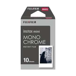 Fuji Instax Monochrome