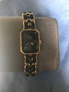 Chanel premier watch large