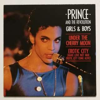 Prince the verve Belinda Carlisle new edition original LP record