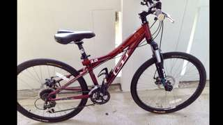GT Mountain Bike (Avalanche 3.0) - Free Delivery