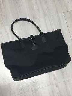 🆕黑色側背包托特包