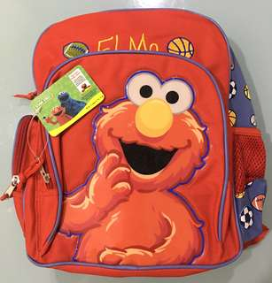 Elmo Bag (Brand new in bag)