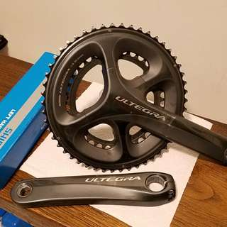 Shimano Ultegra 6800 Crank set 50/34 172.5mm